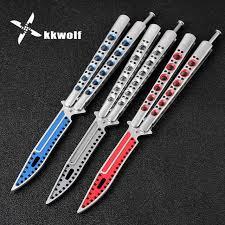 KKWOLF butterfly in <b>knife</b> CS GO <b>Karambit Knife practice folding</b> ...
