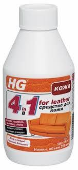 <b>HG Средство</b> для <b>кожи 4 в 1</b> — купить по выгодной цене на ...