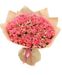 <b>Rose</b> spray 60 PCs. with packaging for 7300 rubles. - <b>Flower</b> house