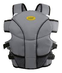 Купить рюкзак для переноски детей Тополь Selby Люкс серый ...