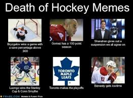 "Hockey Memes on Twitter: ""Death of Hockey Memes: http://t.co/Scusrj1Q"" via Relatably.com"
