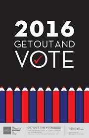 Image result for vote 2016