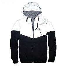 New Men Jacket <b>Patchwork Reflective 3m</b> Jacket <b>Hip</b> Hop Casual ...