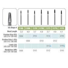 Carbide Slowspeed Burs - <b>Dental</b> Burs - Burs - Henry Schein ...