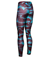 Under <b>Armour HeatGear Printed</b> Legging (Women) Беговые <b>тайтсы</b> ...
