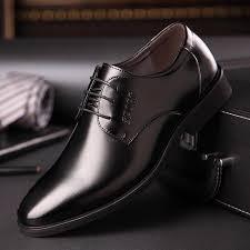 New <b>Men's Business</b> Leather Shoes <b>Men's Large Size</b> Shoes Single ...