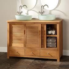 open bathroom vanity cabinet:  inch bathroom vanity with vessel sink