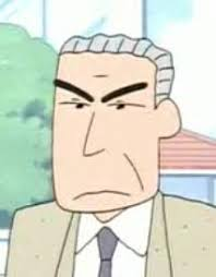 Misae's Father - Shin Chan - Cartoons Wikipedia
