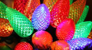 <b>LED Christmas Lights</b>