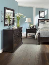 duck egg blue with dark wood furniture bedroom furniture dark wood