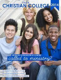 find a christian college by initiate media issuu