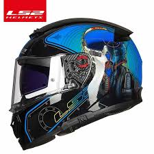 <b>Original LS2</b> FF358 motorcycle helmet <b>full</b> face <b>LS2</b> alex barros ...
