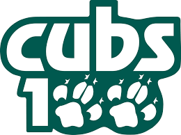 Image result for cubs 100 logo