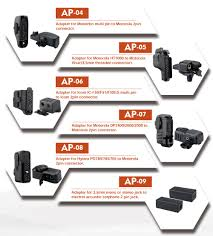 Raytalk <b>Walkie Talkie Audio Adapter</b> For Kenwood Tk385 Multi Pin ...