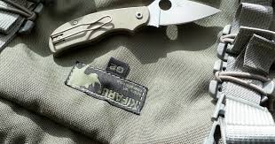 <b>Spyderco Urban</b> Knife Review