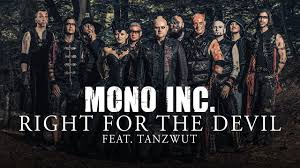<b>MONO INC</b>. - Right For The Devil feat. Tanzwut (Official Video ...