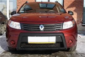 "Купить <b>Накладка</b> ""<b>Губа</b>"" тиснёная на Renault Sandero в интернет ..."