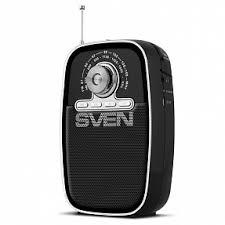 <b>Радиоприемник SVEN SRP-445</b>, черный - Интернет-магазин ...