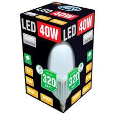 <b>Лампа светодиодная REV</b> 32418 8, E27, T120, <b>40Вт</b> — цены в ...