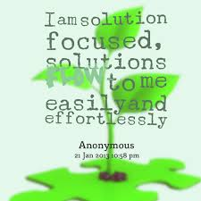 Image result for solution focused
