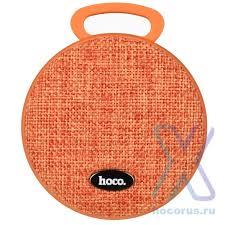 Колонка Hoco BS7 Mobu sport bluetooth speaker orange оптом по ...