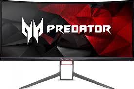 """Купить <b>монитор Acer Predator X34P</b> 34"""", черный. Цена на ..."""
