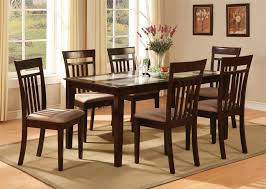 interior dining table decorating home