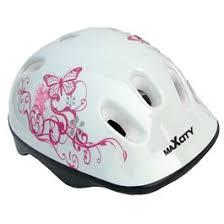Ролик. <b>шлем MaxCity BABY CARIBO</b> GIRL р.S