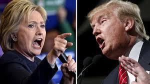 Kết quả hình ảnh cho Trump, Clinton và Châu Á