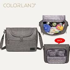 <b>Colorland Brand</b> Baby <b>Bags</b> Large Diaper <b>Bag</b> Organizer Design ...