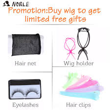 <b>Noble</b> Wigs For Black Women Straight New <b>Lace Front</b> Wig ...