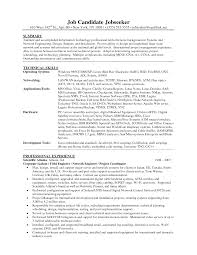 resume network engineer level  network technician resumesample example system tech resume network engineer resume for freshers computer network technician sample