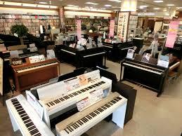 「素材 ピアノ売り場」の画像検索結果