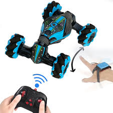 Remote Control <b>Stunt Car</b>, <b>2.4G</b> 4WD Stunt Gesture Induction ...