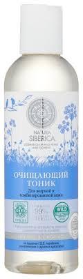 Natura Siberica <b>Тоник очищающий</b> Natural&Organic — купить по ...