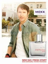 James Blunt for <b>Mexx Energizing</b> Campaign | Fragrance, James ...