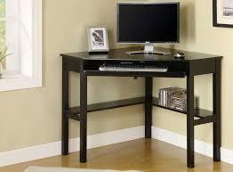 interesting small black corner desk design ideas black corner desk for minimalist and contemporary rooms black computer desks home