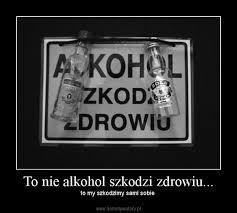 Obrazek -  alkohol szkodzi zdrowiu