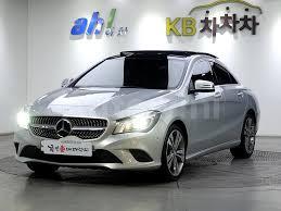 Used 2014 <b>Mercedes Benz CLA Class C117</b> CLA200 / SUNROOF ...