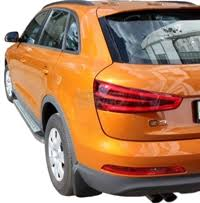 <b>Подножки боковые</b> Winbo для Audi (Ауди) Q3 купить S-LINE.MSK ...