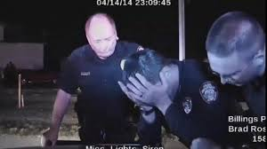 montana cop sobs after fatally shooting unarmed suspect com