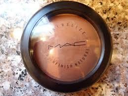 <b>MAC Deep</b> Dark Mineralized Skinfinish Settting powder (used for ...