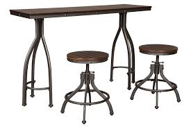 Rent to Own Ashley Odium <b>3</b>-<b>Piece Dining Set</b>