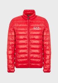 Верхняя Одежда <b>Ea7</b> Для Мужчин   <b>Emporio Armani</b>