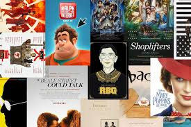 Ranking of all Oscar-nominated movies 2019.