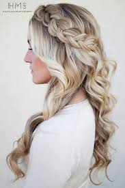 Long Hairstyles With Braids 25 Best Ideas About Braided Wedding Hairstyles On Pinterest
