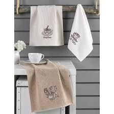 <b>Комплект полотенец</b> Café prima 30х50 см - <b>3</b> шт (5257428 ...