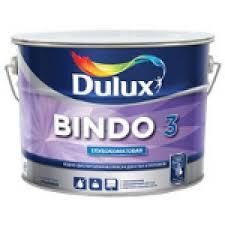 <b>Краска в/д</b> глубокоматовая <b>Dulux</b> Биндо 3 , 9л в Ростове-на-Дону ...