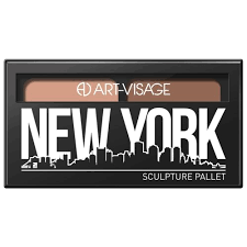 Купить <b>ART</b>-<b>VISAGE Набор для скульптурирования</b> New York 802 ...