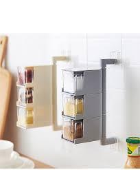 Storage <b>Seasoning Boxes 1set Spice</b> Jar Kitchen <b>Condiment Box</b> ...